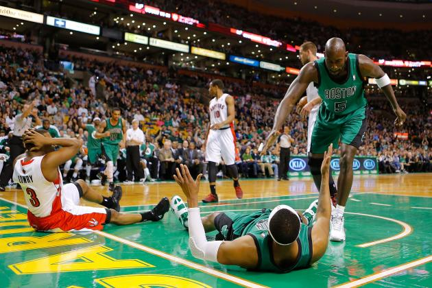 Why Kevin Garnett's Injury Will Be Blessing In Disguise for Boston Celtics
