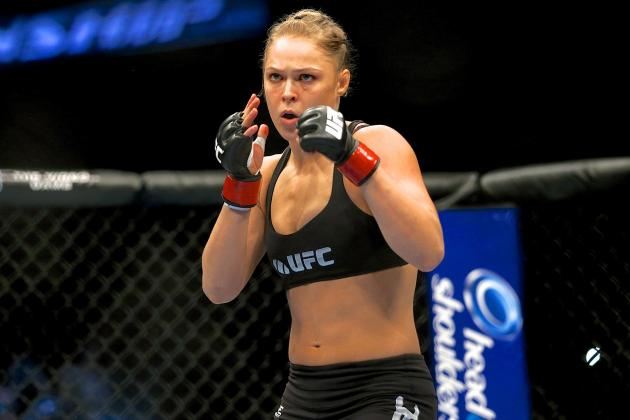 Ronda Rousey Opens Up on TUF 18, Pressure, Training and Cyborg Santos