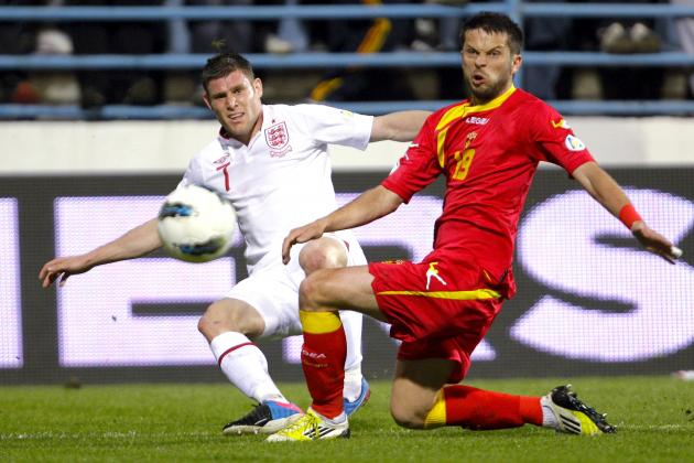 Montenegro vs. England: Score, Grades and Post-Match Reaction