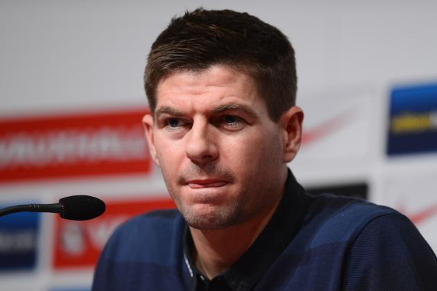 Gerrard Sounds off on Disappointing Draw