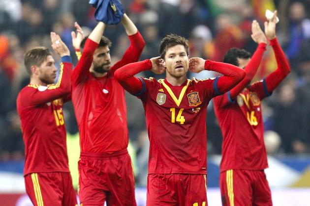 France vs. Spain: Score, Grades and Post-Match Reaction