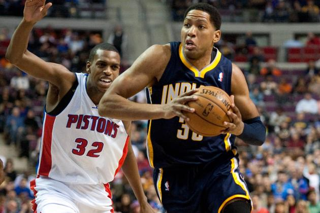 Vogel Expects Danny Granger to Return on Road Trip