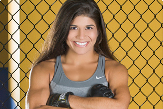 Jessica Aguilar: The No. 1 Fighter in the World That You Don't Know About