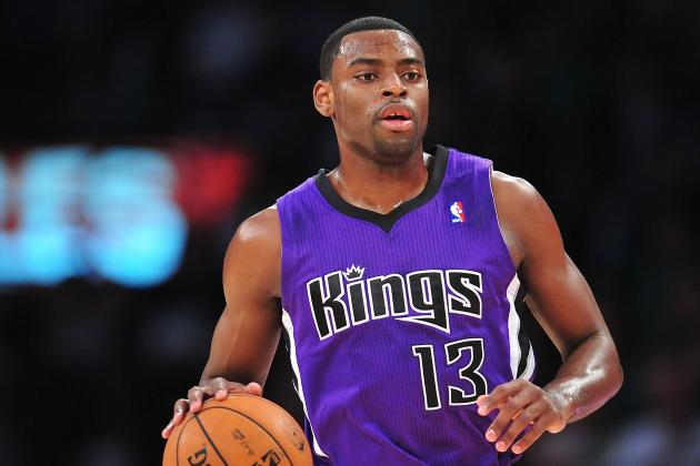 Tyreke Evans Questionable for Wednesday at Golden State