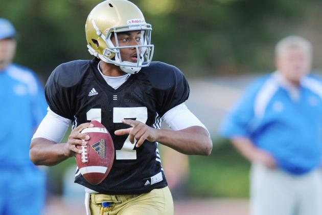 UCLA football: Bruins look to fill holes in spring practice