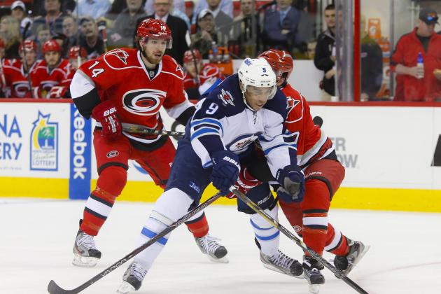 Jets Beat Hurricanes 3-1