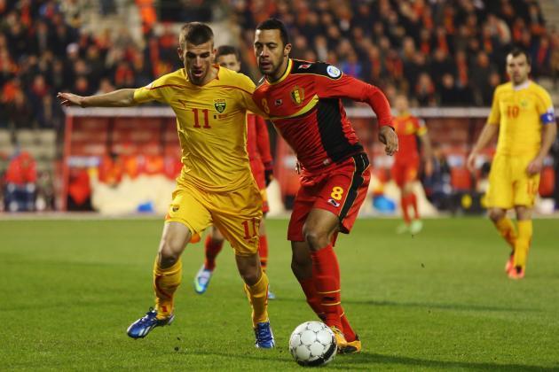 Belgium: Macedonia 1:0