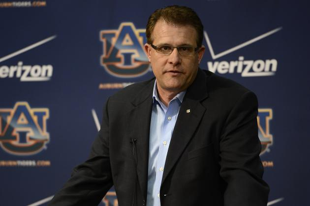 Auburn Football: It's Full Speed Ahead for the Tigers on the