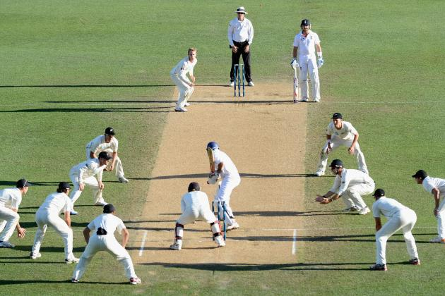 Cricket: New Zealand Thwarted in Third Test Draw by Brave English Effort