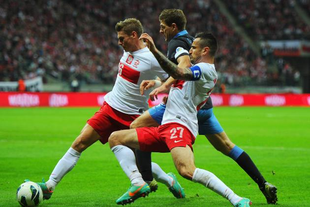Dortmund Duo Give Poland Easy Win over Lowly San Marino