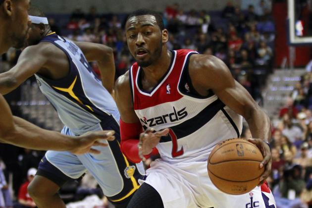 John Wall Is Knocking Down Jumpers. Steadily.