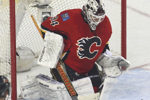 Report: Miikka Kiprusoff Won't Report to New Team If Traded