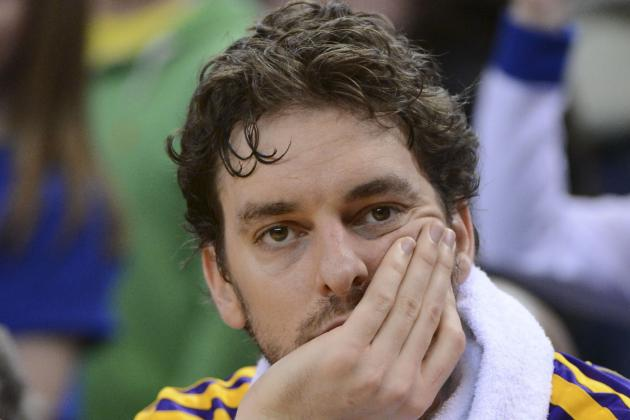 Reintegrating Pau Gasol Has Made Lakers Vulnerable