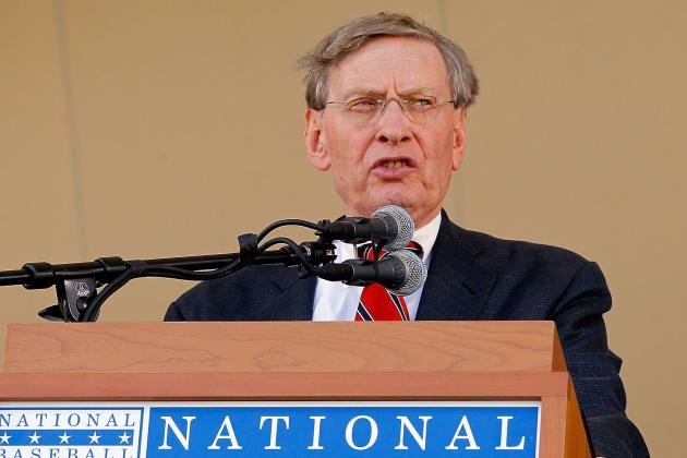 Bud Selig Plans to Have 'Big Role' in Naming Next MLB Commissioner