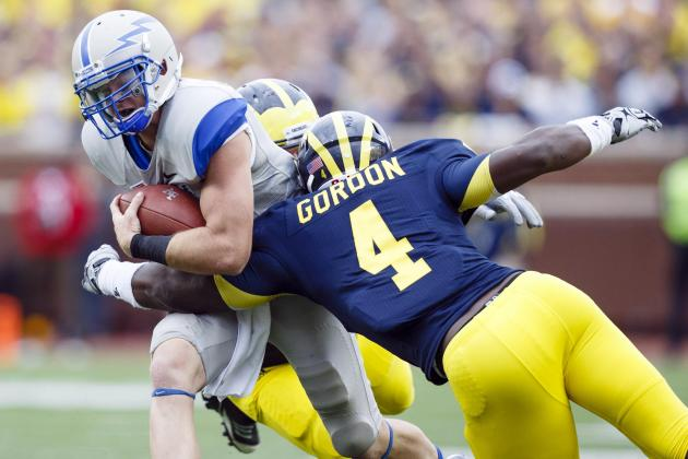 Michigan Football: Defenders Who Must Step Up after Jake Ryan's Injury