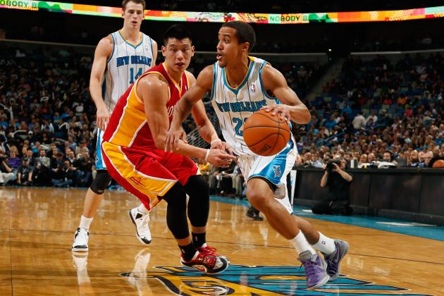 Everything You Need to Know on Unique New Orleans Hornets Rookie Brian Roberts