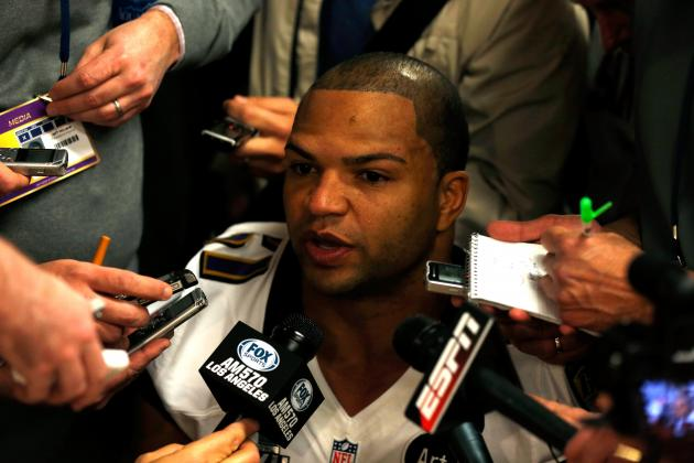 NFL 2013: Why an Openly Gay Player Would Help Public Image of Football, Sports