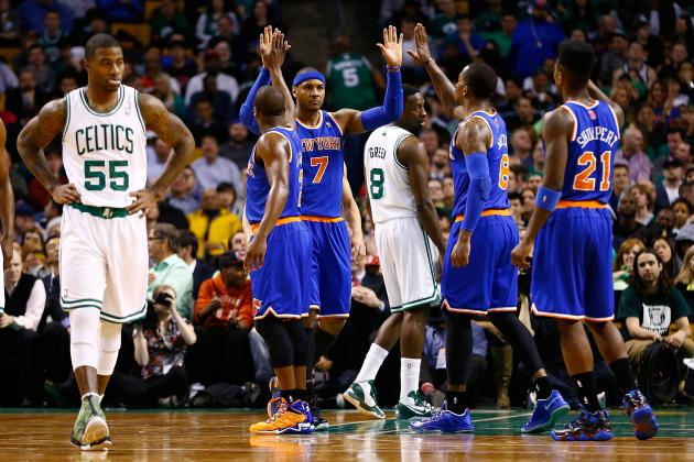 Knicks vs Celtics: Live Score, Highlights and Reaction