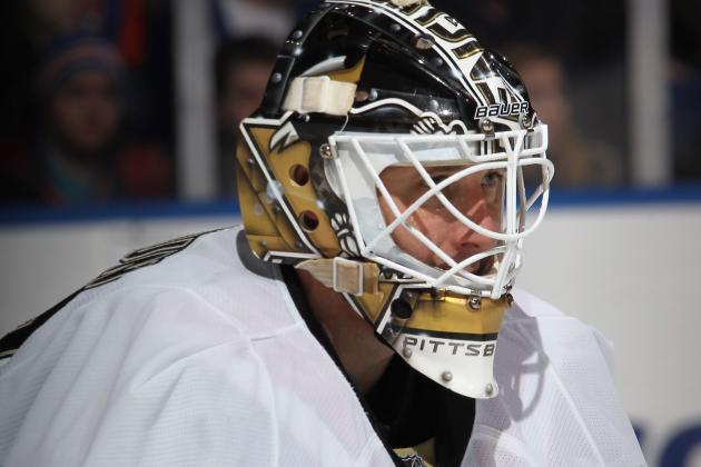 Vokoun Replaces Fleury in Net vs. Canadiens