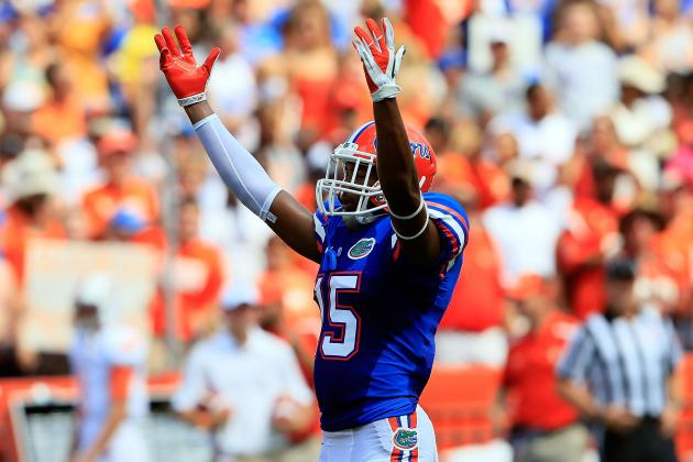 Florida Football: Why Moving Loucheiz Purifoy to WR Is a Huge Risk for Gators