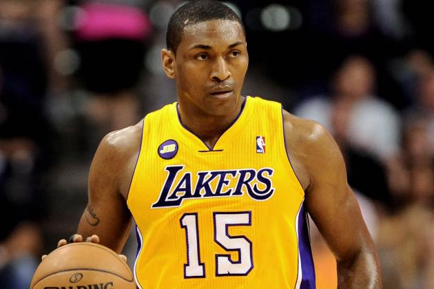 Metta World Peace Has Torn Lateral Meniscus