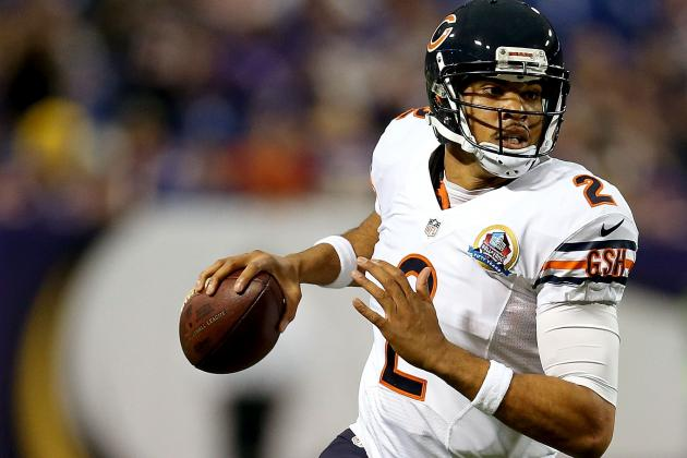 Browns Sign Ex-Bears QB Jason Campbell