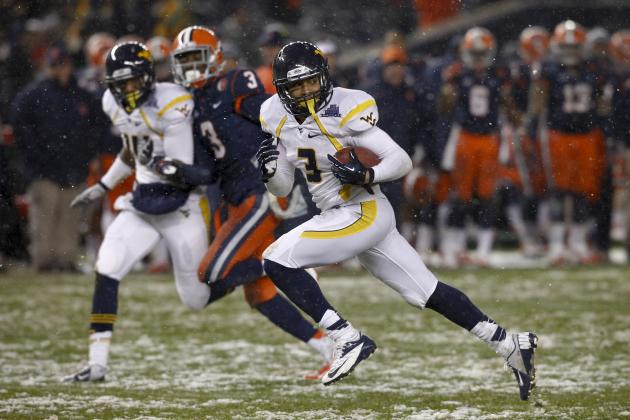 Kansas City Chiefs: Stedman Bailey, Kevin Reddick May Be Good Draft Options