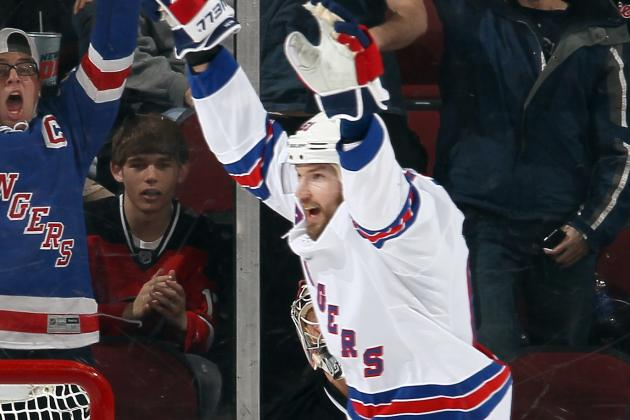 Video: Rick Nash Notches Career Goal 300