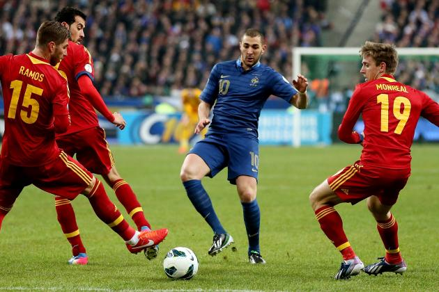 France Didn't Deserve to Lose, Claims Benzema