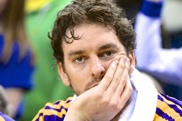 It's Time to Admit That Pau Gasol Just Doesn't Fit with This LA Lakers Team