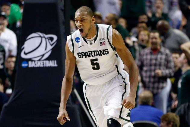 Michigan State vs. Duke: Can Adreian Payne & Derrick Nix Handle Mason Plumlee?