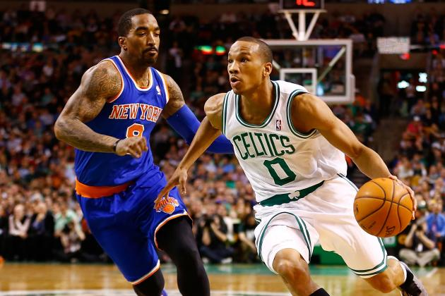 Knicks Rout Celtics as J.R. Smith, Carmelo Anthony Go off