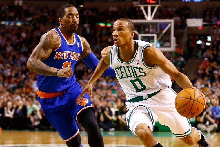 Knicks Rout Celtics as J.R. Smith, Carmelo Anthony Go off