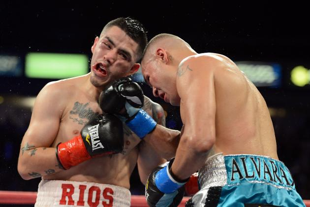 Brandon Rios vs. Mike Alvarado: Get Ready for World War II