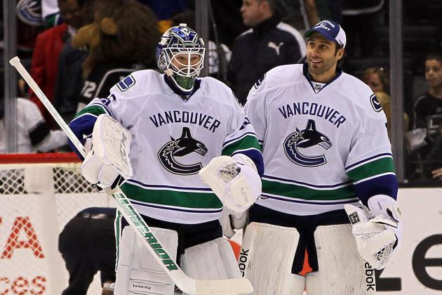 Canucks Win 5th Straight in 1-0 Victory over CBJ in Shootout