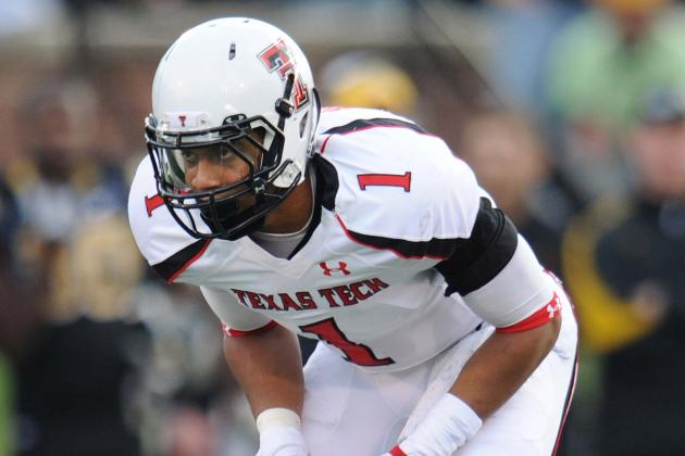 Texas Tech LB Terrance Bullitt Says Football Is 'Fun Again'