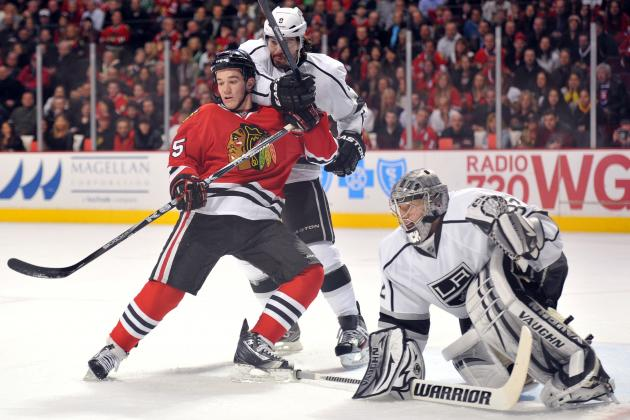 What We Learned About the Kings from Their Thrilling Victory over Blackhawks