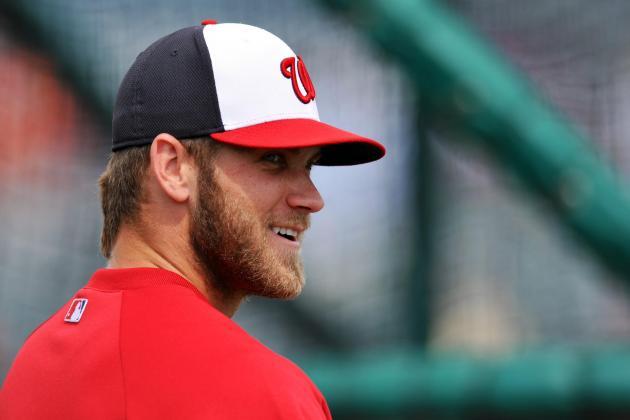 Bryce Harper Aggravates Thumb Injury Despite Impressive Streak