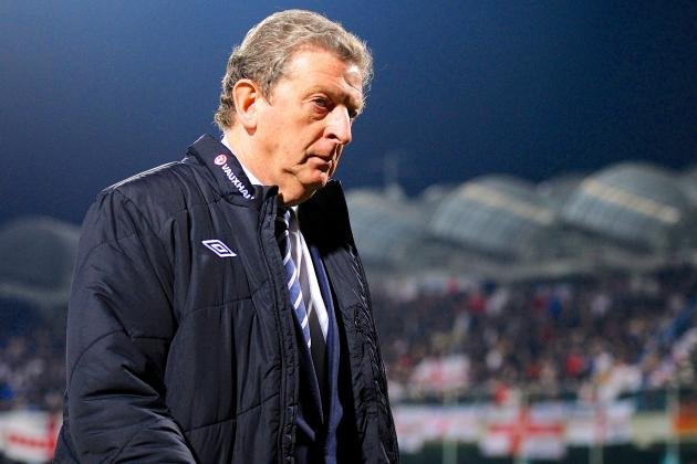 Roy Hodgson Blows Growing Respect with Tactical Stubbornness and Rigidity