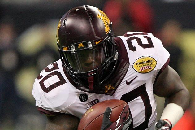 Gophers Football: Donnell Kirkwood Says He Must Lead Better