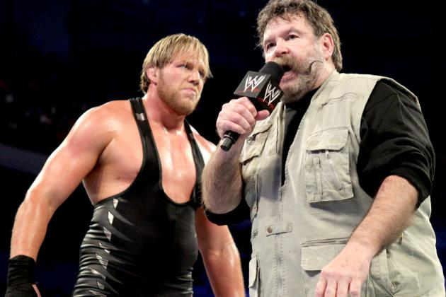 Where Can Jack Swagger and Zeb Colter Go Next?