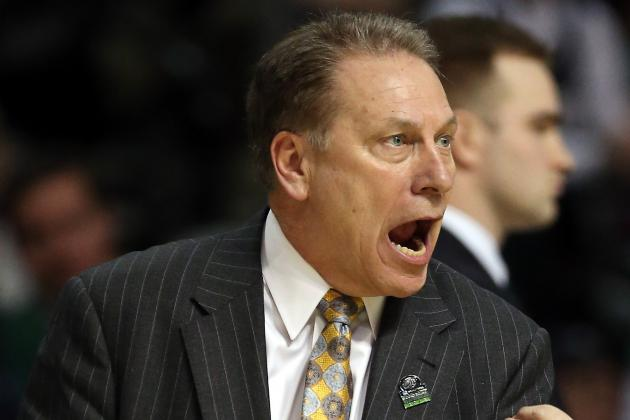 Seasoned Izzo Keeps Team Sharp for Sweet 16