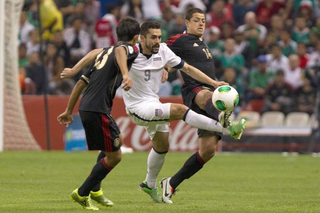 Mexico vs. USA: Scoreless Draw Crucial Turning Point for US Qualifying Campaign