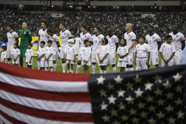 Mexico vs. USA 2013: Draw Bolsters Americans' Case as World Cup Qualifiers