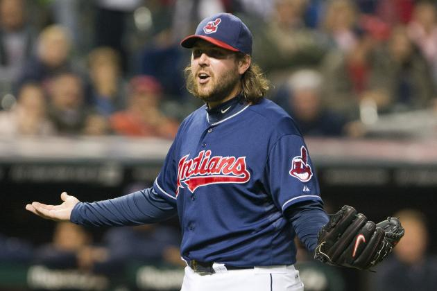 Scoreless Inning of Work Pleases Closer Chris Perez