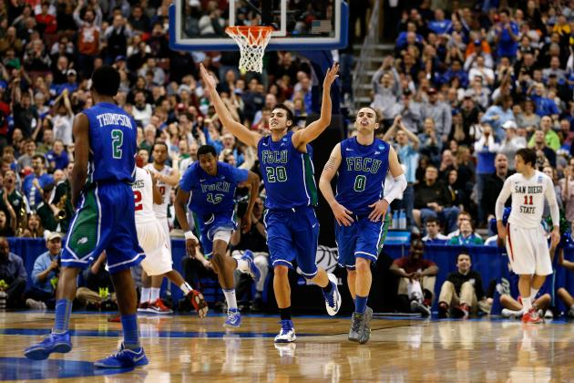 How Florida Gulf Coast Is Redefining 'Cinderella' in NCAA Tournament