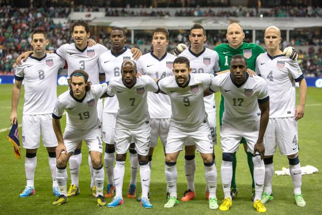 Grading the United States Players Against Mexico
