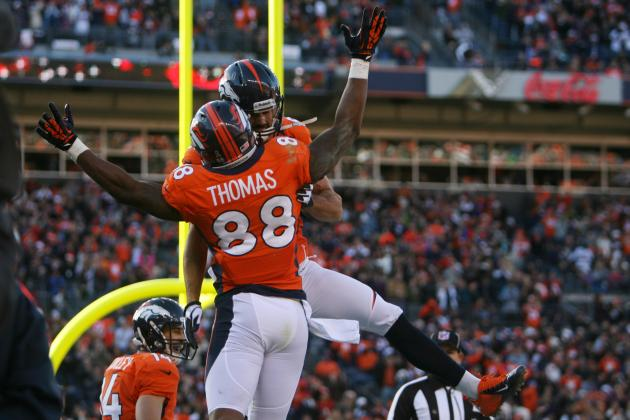 Are the Broncos Stunting Demaryius Thomas, Eric Decker with Wes Welker?