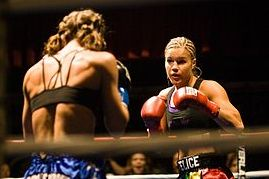 Felice Herrig Looking to Prove She Is a Fighter Above All Else