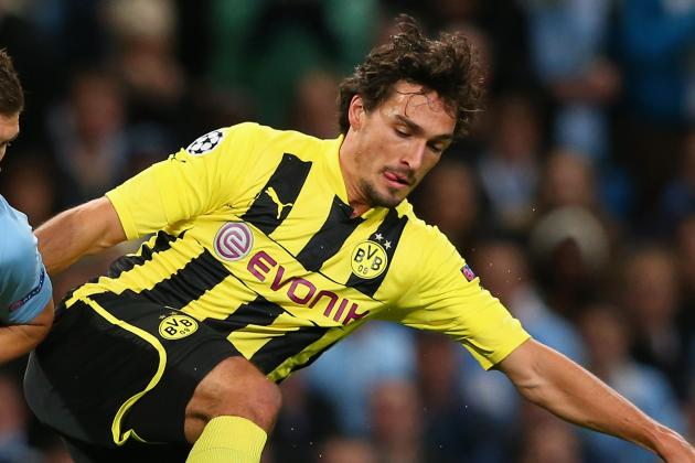 Hummels Set for Barcelona